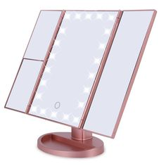 24 Best Lighted Makeup Mirror Designs 2019 Style
