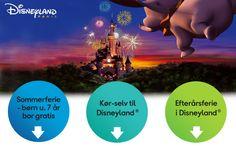 Rejser til Disneyland® Paris - Bestil nemt fly og hotel på Spies.dk Danmark Denmark List of All The Countries The Republic of Joy Richard Preuss World News BBC news