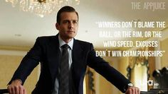Learn From the Best: 15 things Harvey Specter from Suits can teach Young Entrepreneurs … Harvey Specter Anzüge, Trajes Harvey Specter, Suits Quotes, Me Quotes, Qoutes, Suits Harvey, Suits Tv Series, Suits Tv Shows, Frases Vibe