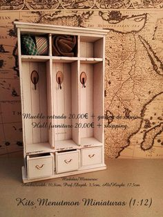 Hall Furniture Kit de MenutmonShop en Etsy