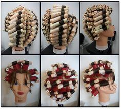 helicopter perm wrap - Google Search