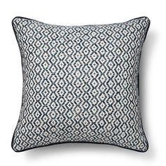 Family room sofa pillows