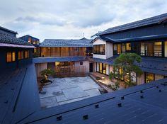 扇屋旅館 by SALHAUS