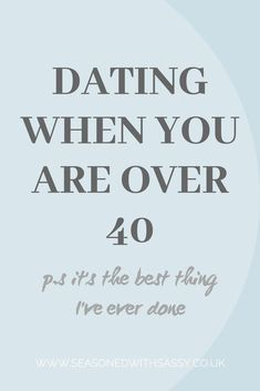 Dating when you are over 40 relationship advice Online Dating Humor, Online Dating Profile, Dating Memes, Dating Quotes, Tinder Online, Life Quotes, Quotes Quotes, Dating After 40, Dating Again