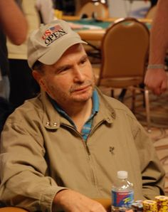 """Gabe Kaplan is comedian, actor, television presenter and a professional poker player. He began to participate in the championships in the late 70th and earned in this way more than $ 1.3 million. He is also the host of a popular television show """"high-stakes poker."""" #poker #facebook"""