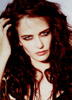 Eva Green. If I had long hair.
