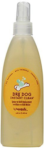 happytails Canine Spa Line Dry Dog Instant Clean * You can get more details by clicking on the image.