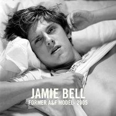 Jamie Bell | Former Abercrombie Model | 2005