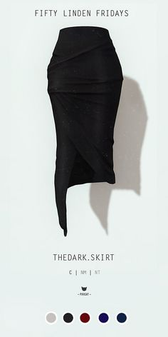 1fc16974d4 Second Life Skirt Outfits · TheDark.Skirt (Flats)   FLF