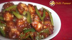 """Enjoy Delicious Chilli Paneer at  Golden Joy, Kolkata's Best Chinese Restaurant."""