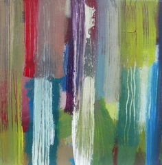 http://www.etsy.com/listing/44721645/original-abstract-stripes-painting-on