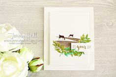 Create a WOW card with color layering - Jenny Hall Design Arts And Crafts, Paper Crafts, Seize The Days, Hand Stamped Cards, Hall Design, Stampin Up Catalog, Stamping Up Cards, Store Design, Special Day