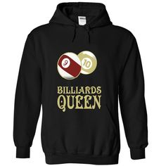 (Shirts) Billiards Queen  0915 - Buy Now- Tag friends and co-workers that might get one ( Discount 10% ) .-------BUY NOW-----