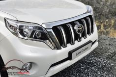 All the information about cars Toyota Land Cruiser Prado, Toyota Cars, Automotive News, Honda Logo, Vehicles, Stuff To Buy, Suv 4x4, Wheels, Led