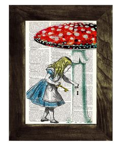 Favorite  Like this item?    Add it to your favorites to revisit it later.  Alice in wonderland