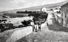 So sah #Teneriffa aus, bevor der Tourismus die Insel versch(w)andelte. San Telmo bei Puerto de la Cruz.