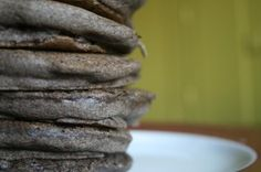 Easy recipe for gluten-free buckwheat pancakes from celebrity nutritionist Haylie Pomroy