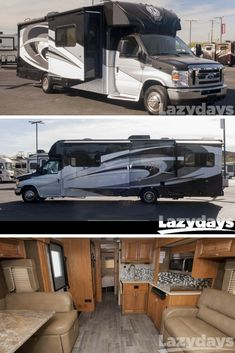 Start in the beautiful 2018 Vioer, available at Lazydays Class B Motorhomes, Motorhomes For Sale, Used Rvs For Sale, Rv For Sale, Rv Life, Glamping, Luxury, Vehicles, Travel