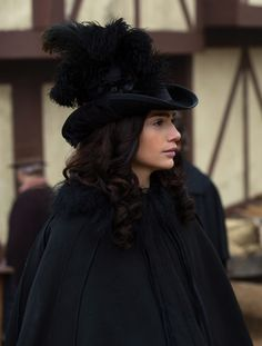 The Enchanted Garden   Janet Montgomery as Mary Sibley in Salem (TV...