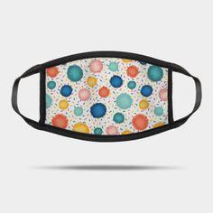 Masks by Sandra Hutter Designs | TeePublic Face Masks For Kids, Sunglasses Case, Design