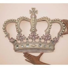 Beetling Design Crown 3D Wall Art Decor | Wayfair