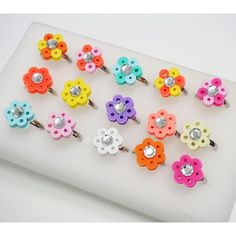 Rings hama beads by ongfactory_p