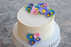 Easy Birthday Cake Ideas Images 6 HD Wallpapers | Baby Shower GB