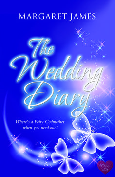 The Wedding Diary' by Margaret James