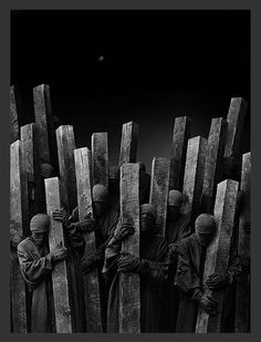 Misha Gordin: The Builders