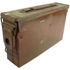 Ammunition boxes & military storage boxes for sale. Browse metal & wooden ammunition boxes, military surplus storage containers & jerry cans online.