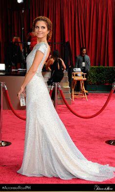 Maria Menounos - Johanna Johnson - El Palacio de Hierro #Oscars 2014 #AlfombraRojaPH
