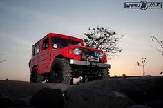 Daihatsu, Land Cruiser, Battle, Monster Trucks, Land Rovers, Jeeps, Samurai, Dan, Classic
