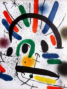 For Sale on - Joan Miro - Original Abstract Lithograph, Lithograph by Joan Miró. Offered by Galerie Philia Fine Art. Kandinsky, Joan Miro Pinturas, Vintage Poster, Spanish Artists, My Plate, Abstract Print, Abstract Posters, Fine Art Gallery, Famous Artists