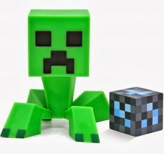 Gifts for Minecraft lovers! Gifts for Gamers and Geeks