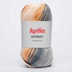 BOMBAY yarn of Spring / Summer from Katia