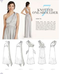 Convertible Infinity Bridesmaid Dress,Infinity Dress Tutorial,Infinity Bridesmaid Dress with Applique,Pattern for Infinity Dresses Bridesmaids, Infinity Dress Patterns, Infinity Dress Ways To Wear, Infinity Dress Tutorial, Infinity Dress Styles, Infinity Gown, Infinity Clothing, Multiway Bridesmaid Dress, Infinity Dress Bridesmaid, Bridesmaid Dress Styles