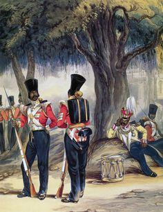 bae3d5e0f21 Bengal Native Infantry Regiment  Battle of Ferozeshah on 22nd December 1845  during the First Sikh