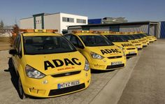 I've talked quite a bit about ADAC Roadside Assistance and all they have to offer for us stationed overseas. I've had friends who call them angels, as the