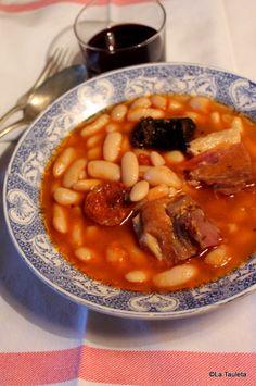 La Tauleta: Fabada Asturiana