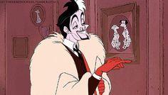 Cruella De Vil Male Genderbent (That could be Cruella& husband to . Evil Villains, Disney Villains, Disney Au, Disney Pixar, Disney Gender Swap, Comic Book Characters, Disney Characters, Cruella Deville, Walt Disney Animation Studios