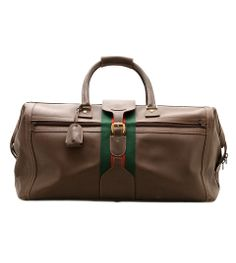 GUCCI VINTAGE DUFFLE BOSTON BAG http://www.vintage-paris.com/products/detail.php?product_id=1402