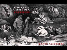 AUDIO LIVRO - A Divina Comédia - PROSA - INFERNO Dante Alighieri, Youtube, Writing, Reading, Dantes Inferno, The Divine, Recommended Books, Texts, Poems