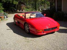 1998 Ferrari F355 Spyder for sale in Napa, California