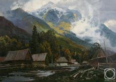 alexander babich paintings - Google Search