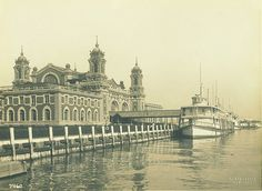 An illustration of Ellis Island. This was a beneficial addition to our country. It was a sign that America was accepting of new immigrants and actually wanted others to come and stay. This not only boosted America's reputation among the rest of the world but it also helped those who were starving or poor in other countries. It also aided those who had unlawful governments.