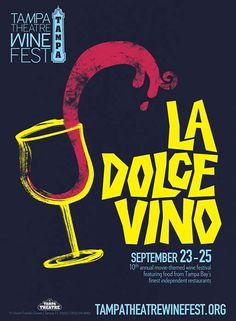 Tampa Theater Wine Festival