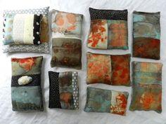 dying: elizabeth bunsen, snow moon pillows