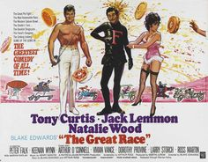 The Great Race, 1965