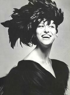 1966. New York.  Maïa Makhailovna Plissetskaïa (Soviet-born ballet dancer, choreographer, ballet director, and actress, who held Spanish and Lithuanian citizenship). Photo by Richard Avedon (B1923-D2004)