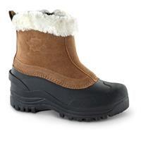 Guide Gear Women's Insulated Side-Zip Winter Boots, 400 Grams: Guide Gear Women's Insulated Side-Zip… #Hunting #Shooting #Fishing #Camping